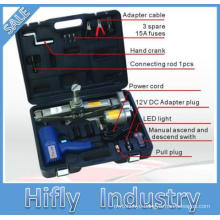HY-135AH New Arrival Electric 12V Jack and Impact Wrench ( GS,CE,EMC,E-MARK, PAHS, ROHS certificate) SPECIAL FEATURES: